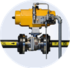 Emergency Isolation Valve With Local and Remote Shutoff - Image