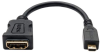 Video Cables (DVI, HDMI) -- P142-06N-MICRO-ND