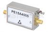1 Watt P1dB, 2 GHz to 6 GHz, Medium Power Broadband Amplifier, 33 dB Gain, 39 dBm IP3, 5 dB NF, SMA -- PE15A4005 -- View Larger Image