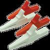 Universal Electrode Clip -- ECG-BK
