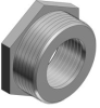 Malleable Iron Reducing Bushing 1-1/2 inch - 1-1/4 inch -- 78621001253-1