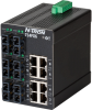 714FX6 Managed Industrial Ethernet Switch, SC 40km -- 714FXE6-SC-40 -Image