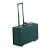 Tufide Wheeled Catalog Case, Vinyl, 22-1/4 x 13-1/2, Black -- 251622BLK