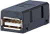 E-DAT Industry USB A Coupler Inserts -- 1401u00812ki