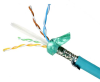 DataMax Extreme Ethernet Cat 6a, Hi Flex – 26 AWG, 4 Pair, Shielded, PUR -- 5919 -Image