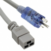 Power, Line Cables and Extension Cords -- Q955-ND