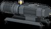 Industrial, Dry Rotary Lobe Vacuum Booster -- Puma WP 1250 D2, 2000 D2, 4500 B2 -Image
