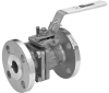Fire Safe Full Port Flanged Ball Valve -- Model 6