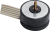 Flat DC-Micromotors Series 1506 ... SR IE2-8 Precious Metal Commutation with integrated Encoder