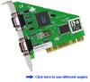 Dual Serial PCI (16550) (2x9pin) Ports -- 2S
