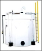 2500 Gallon Snyder Double Wall Tank -- SII-CCS2500