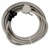 D-Shaped, Centronics Cables -- MCA125-5-ND -Image