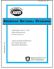ANSI/ASSE A10.13-2011 Safety Requirements for Steel Erection -- 241P