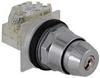 Selector Sw,2Pos,30mm,R/L,Cam D,Key -- 5GET2