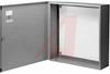 Enclosure; Steel; 20 in.; 20 in.; 9 in. -- 70166870