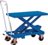 Mobile, Manual Lift Table -- Maxx-Mini MML Series