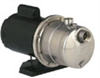 Cole-Parmer 304 SS Mechanically Coupled Pumps, Self-Priming, 120 GPM or 20FT, 3/4HP, TEFC, 1 phase -- EW-75505-71