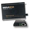 Signamax Ethernet Media Converter -- 065-1195