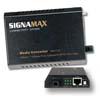 Signamax Ethernet Media Converter -- 065-1195 - Image
