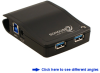 4-Port SuperSpeed USB 3.0 External Hub -- HU431