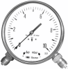 Capsule Differential Pressure Gauges -- MCD7 - Image