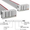 Rectangular Cable Assemblies -- H3CCS-1436G-ND -Image