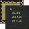RF Transceiver ICs -- 1490-NRF5340-QKAA-AB0-R7CT-ND - Image