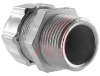 Connector, Strain Relief; 0.310 in. to 0.560 in.; Straight; Nylon; Black -- 70093053 - Image