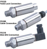 High Performance Pressure Transducer Rugged All Stainless Steel Construction -- PX309/PX319/PX329/PX359