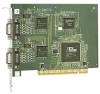 Dual Port RS-232 Interface for the PCI Bus -- PCI-COM232/2 - Image