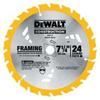 Dewalt Dw3578B10 Carbide Blade 7-1/4