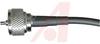 Cable Assy;UHF Male x2;RG-58A/U 50 Ohm Cbl;7ft. -- 70121279