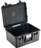 Pelican 1557 Air Case - No Foam - Black | SPECIAL PRICE IN CART -- PEL-015570-0010-110 -Image