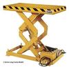 ECOA Compact/Double Scissor Lift Tables -- HCLT-BEVEL-TOEGUARD-ADDER -Image