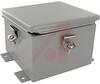 Enclosure; Steel; 6 in.; 6 in.; 4.0 in.; UL Listed, CSA Certified, JIC, IEC -- 70165203