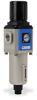 Pneumatic / Compressed Air Filter-Regulator: 1/2 inch NPT female ports -- AFR-4433-MD - Image