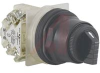 Selector Switch, Non-Illuminated, 2_Pos. Maintained, 1NO-1NC, 30mm, 10A, 600V -- 70060478 - Image