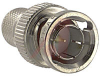 Connector, RF Coaxial;75 Ohms;RG11;BNC;For Belden 7731 Cable;Machined Brass -- 70000527