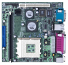LV-668 Mini-ITX Motherboard with Socket A for AMD Geode NX series processors -- 2807610