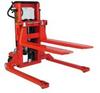 Mini Manual Lift/Manual Push Straddle Stacker -- HTSS22MM64-C -Image