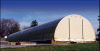 WeatherPort · 24' Wide Quonset