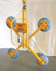 Air Powered Vertical Vacuum Lifter -- A100M4-48X-V -- View Larger Image
