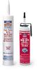 Permatex(R) High-Temp Red RTV Silicone Gasket (11 oz. cartridge) -- 686226-81409