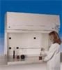 AU-750E - Self-Monitoring Ductless Fume Hood, 54