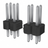 Rectangular Connectors - Headers, Male Pins -- 77313-418-12LF-ND -Image