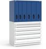 R2V Vertical Drawer Cabinet -- RL-5HHG34002NA -Image