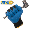 KLEENGUARD(R) G40 PURPLE NITRILE(R) Foam Coated Gloves, 9 (L) -- 036000-40227 -- View Larger Image