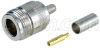 Type N Female Crimp for 200-Series Cable -- ANF-1202 -Image