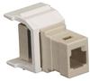 GigaStation MT-RJ Snap Fitting (Female/Female), White -- FM350