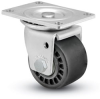 Single Wheel Low Profile Casters -- BLS/BMS -- View Larger Image